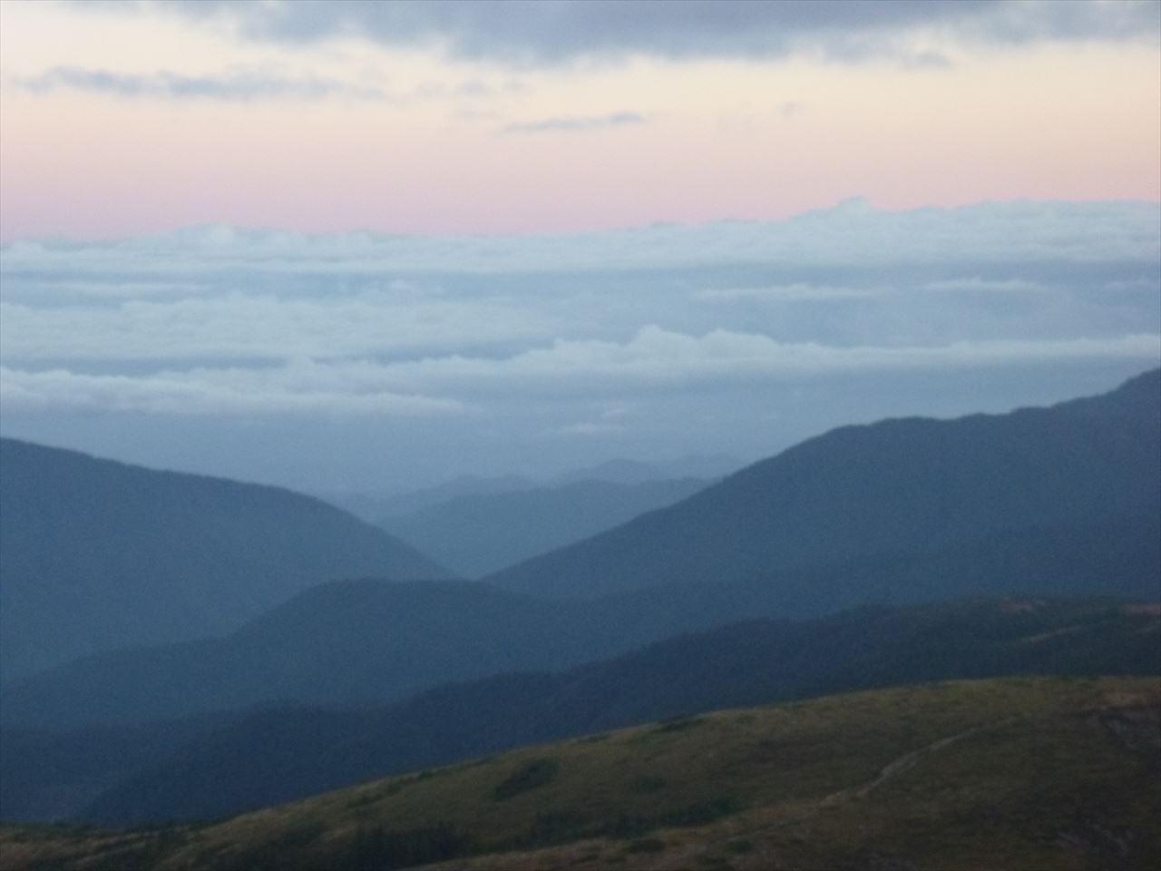 雲ノ平登山3