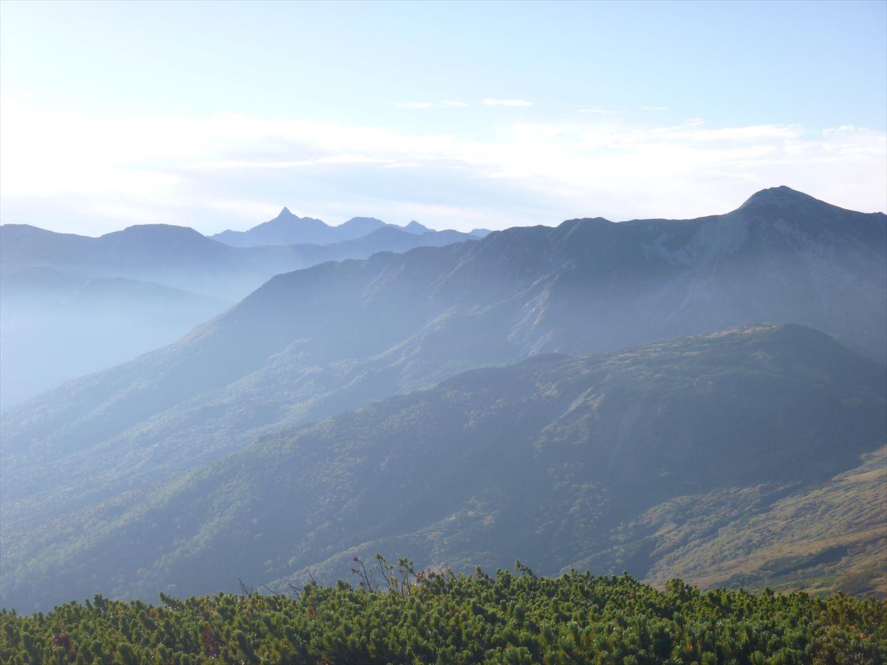 雲ノ平登山5