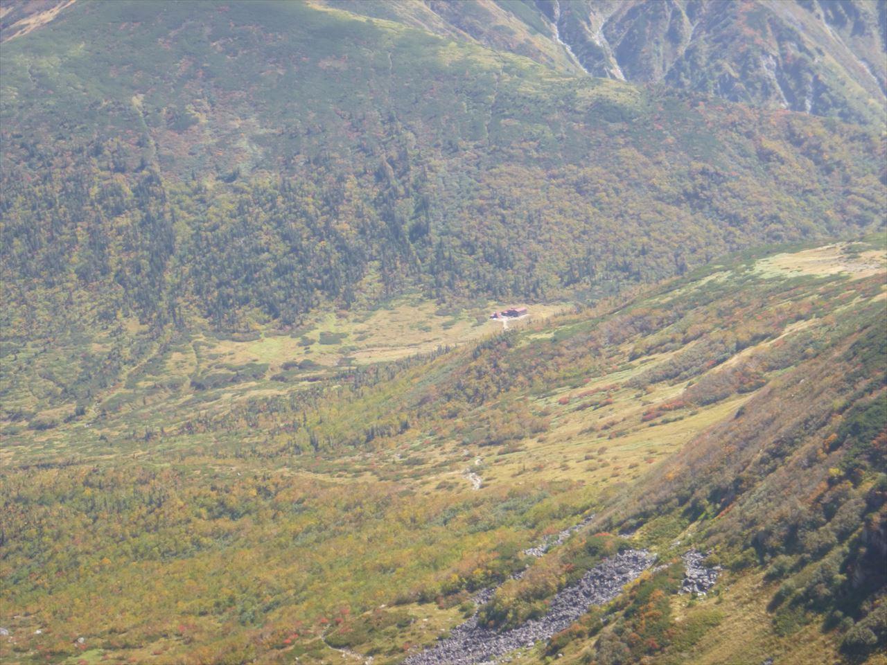 雲ノ平登山8