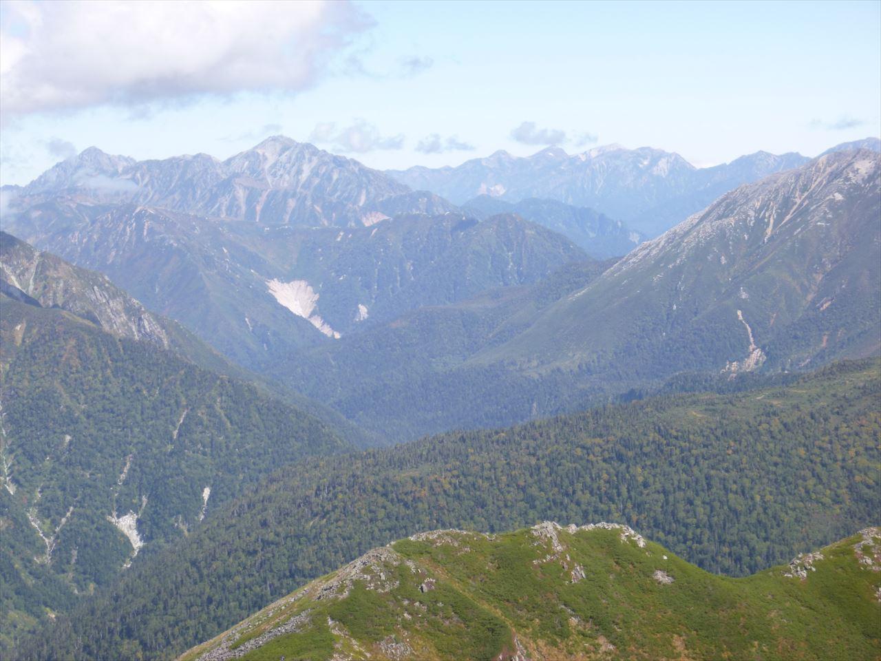 雲ノ平登山9